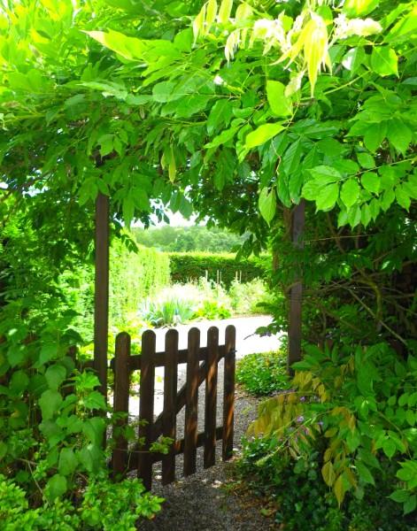 Dans le jardin th lectures et macarons for Jardin 71