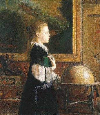 Lilian Westcott Hale, Home lessons