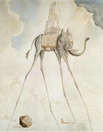 dali-elephant