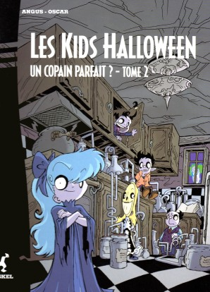 les kids halloween 2