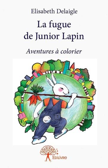 LA FUGUE DE JUNIOR LAPIN-COUVERTURE