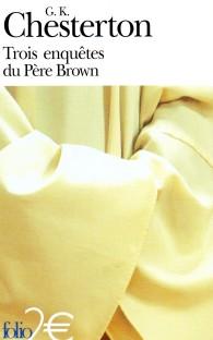 trois enquêtes du père brown