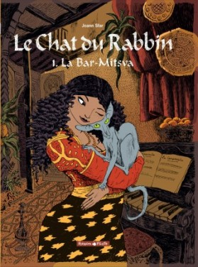 le chat du rabbin 1