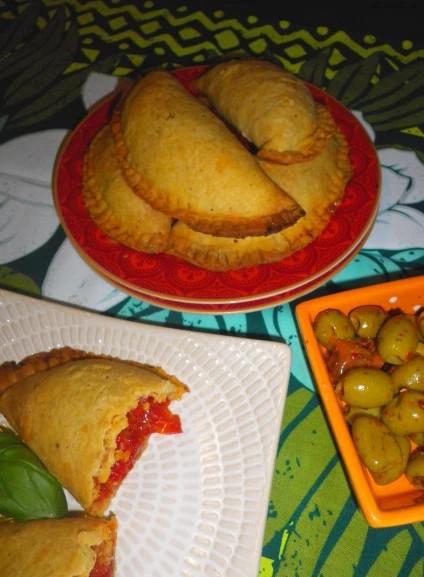 Empanadas au poivrons 1