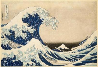 hokusai vague