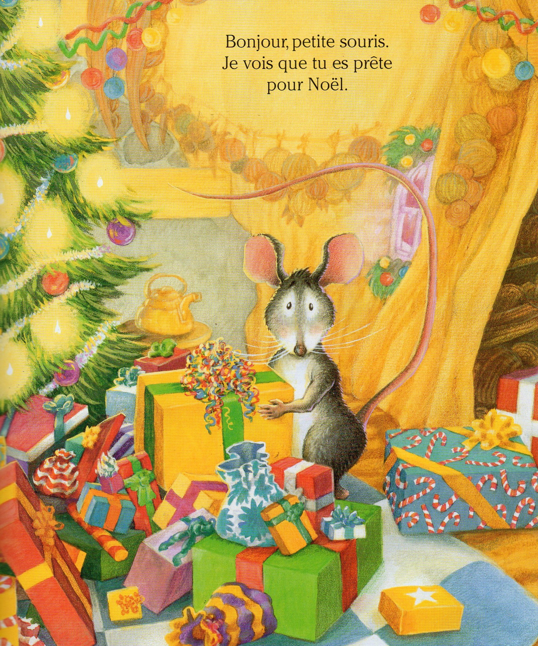 Joyeux Noel Histoire Des Arts.Joyeux Noel Petite Souris The Lectures Et Macarons