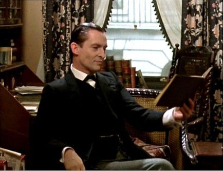 Sherlock lecteur