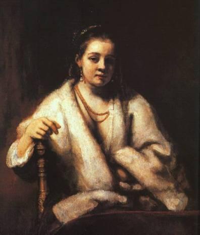 rembrandt_-_portrait_of_hendrickje_stofells_-_wga19167