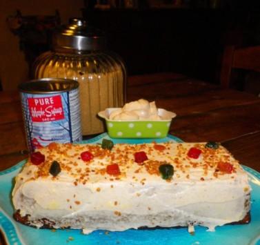 mapple cake1