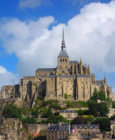 Mont St Michel 1