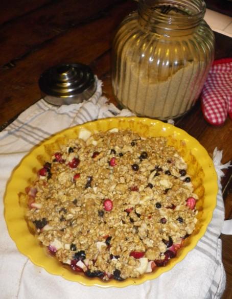 tarte céréales