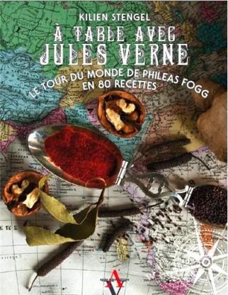 A table avec Jules Verne
