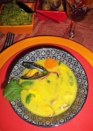 soupe de mais 1