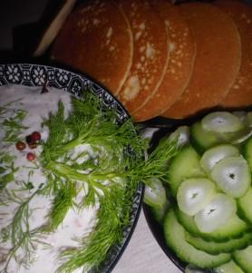 Mousse de saumon 1