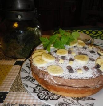 Gâteau café-chocolat 2