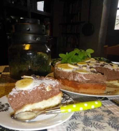 Gâteau café-chocolat 3