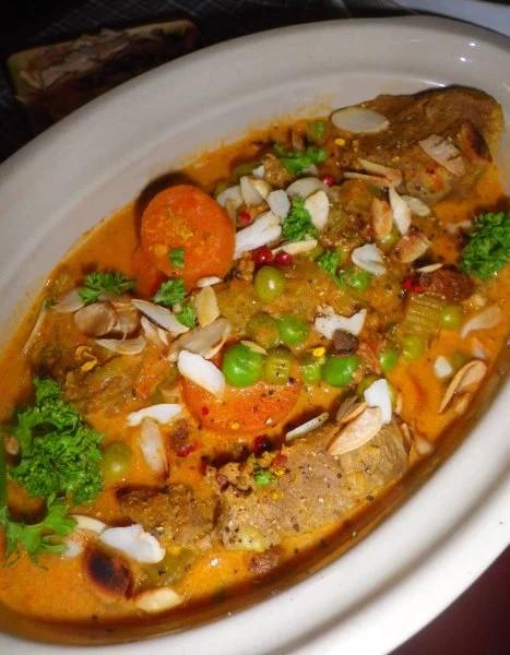Ragoût d'agneau au curry 1