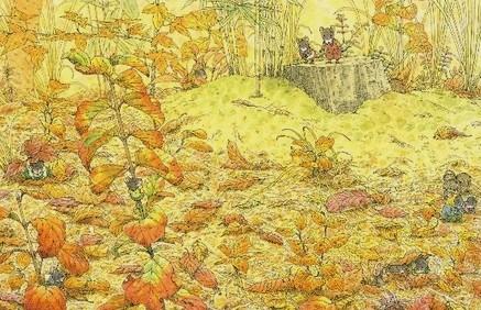 La fête d'automne de la famille souris 1