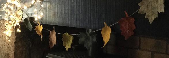 Guirlande feuilles automne 4